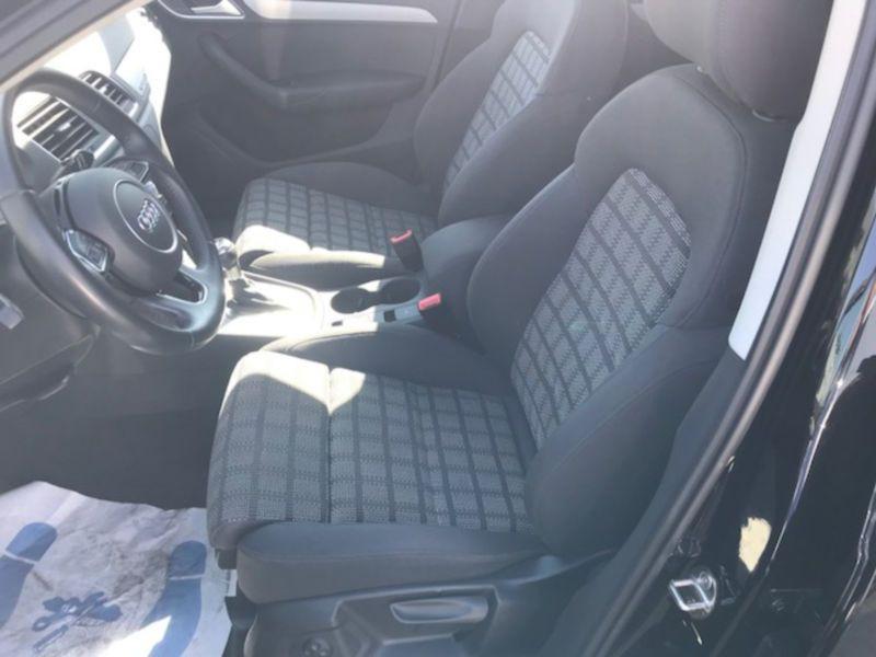 Audi Q3 2.0 TFSI 170 Quattro Noir occasion à Beaupuy - photo n°4