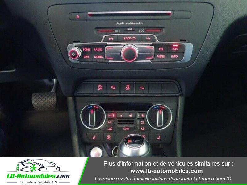 Audi Q3 2.0 TFSI 180 ch S tronic 7 Quattro Vert occasion à Beaupuy - photo n°9