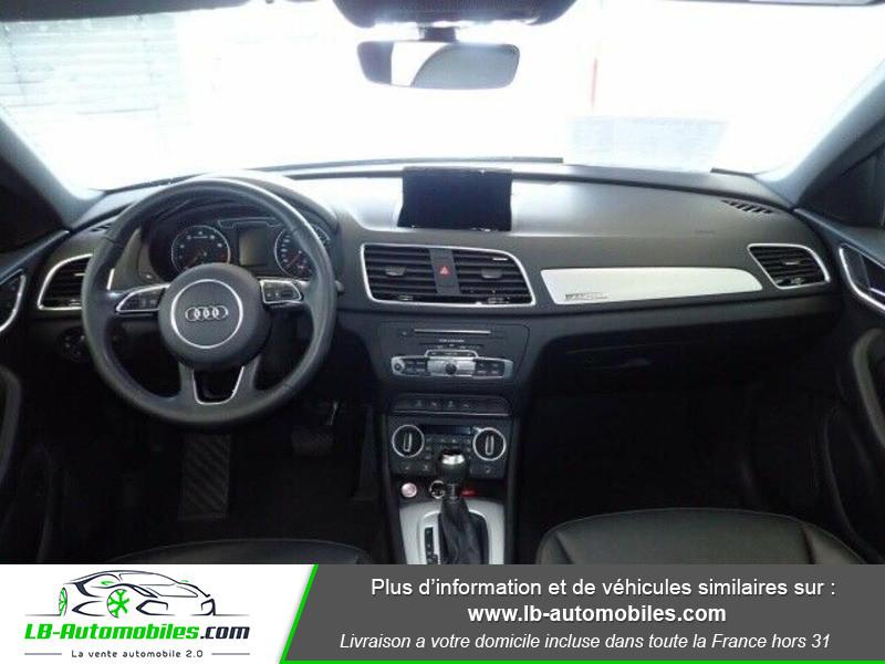 Audi Q3 2.0 TFSI 180 ch S tronic 7 Quattro Vert occasion à Beaupuy - photo n°2