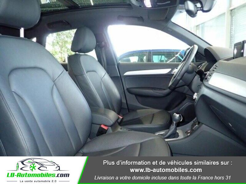 Audi Q3 2.0 TFSI 180 ch S tronic 7 Quattro Vert occasion à Beaupuy - photo n°4