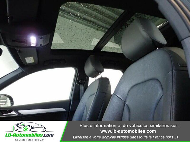 Audi Q3 2.0 TFSI 180 ch S tronic 7 Quattro Vert occasion à Beaupuy - photo n°6