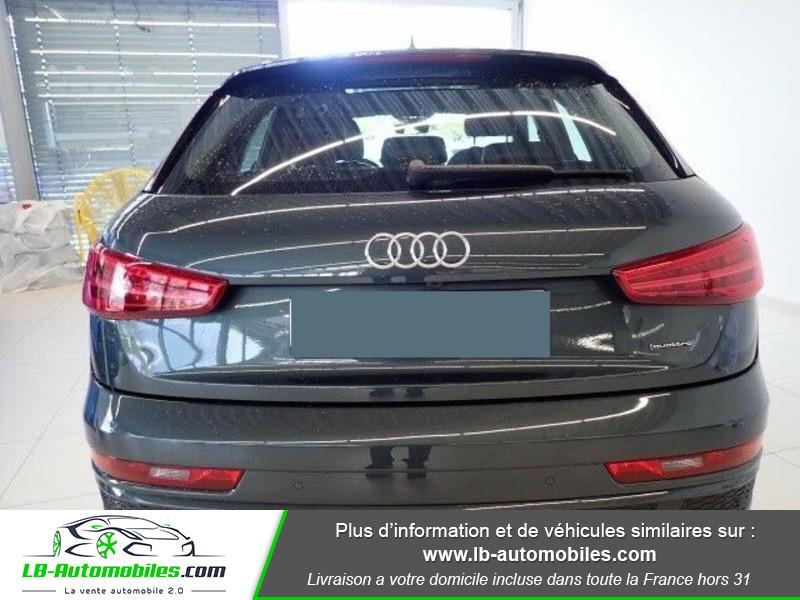 Audi Q3 2.0 TFSI 180 ch S tronic 7 Quattro Vert occasion à Beaupuy - photo n°11