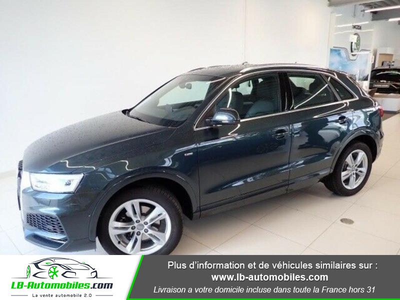Audi Q3 2.0 TFSI 180 ch S tronic 7 Quattro Vert occasion à Beaupuy