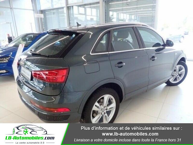 Audi Q3 2.0 TFSI 180 ch S tronic 7 Quattro Vert occasion à Beaupuy - photo n°3