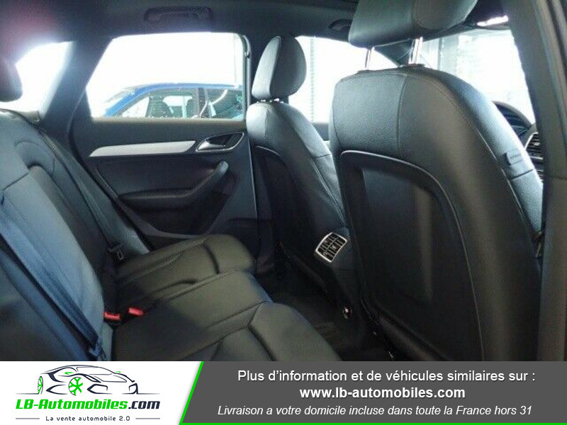 Audi Q3 2.0 TFSI 180 ch S tronic 7 Quattro Vert occasion à Beaupuy - photo n°5
