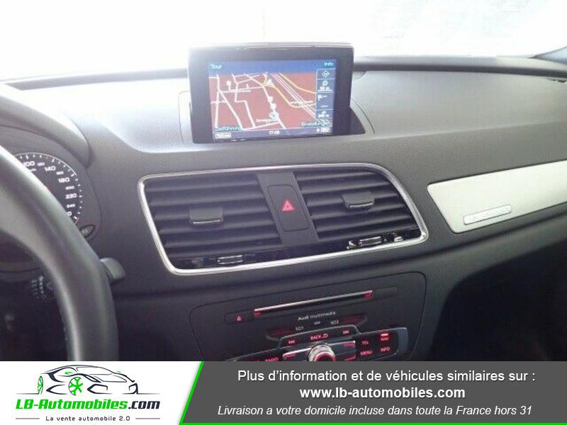 Audi Q3 2.0 TFSI 180 ch S tronic 7 Quattro Vert occasion à Beaupuy - photo n°8