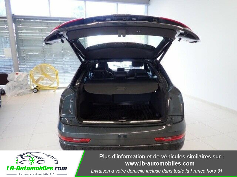 Audi Q3 2.0 TFSI 180 ch S tronic 7 Quattro Vert occasion à Beaupuy - photo n°12