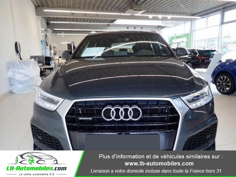 Audi Q3 2.0 TFSI 180 ch S tronic 7 Quattro Vert occasion à Beaupuy - photo n°10