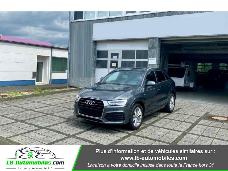 Audi Q3 2.0 TFSI 220ch Quattro S-Line Gris occasion à Beaupuy