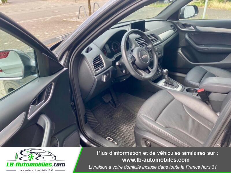 Audi Q3 2.0 TFSI 220ch Quattro S-Line Gris occasion à Beaupuy - photo n°3