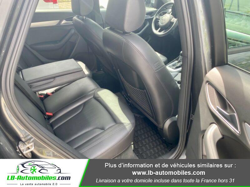 Audi Q3 2.0 TFSI 220ch Quattro S-Line Gris occasion à Beaupuy - photo n°4