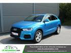 Audi Q3 2.0 TFSI 220ch Quattro / S-Tronic / SLine Bleu à Beaupuy 31