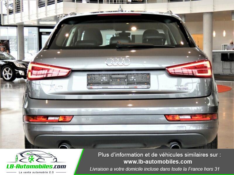 Audi Q3 2.0 TFSI 220ch Quattro / S-Tronic Gris occasion à Beaupuy - photo n°14