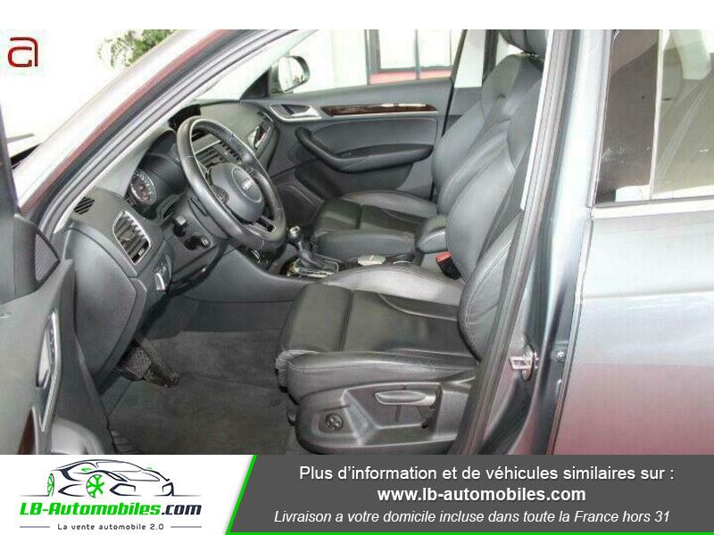 Audi Q3 2.0 TFSI 220ch Quattro / S-Tronic Gris occasion à Beaupuy - photo n°4
