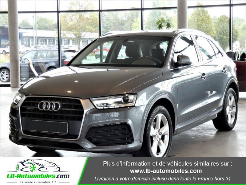 Audi Q3 2.0 TFSI 220ch Quattro / S-Tronic Gris occasion à Beaupuy