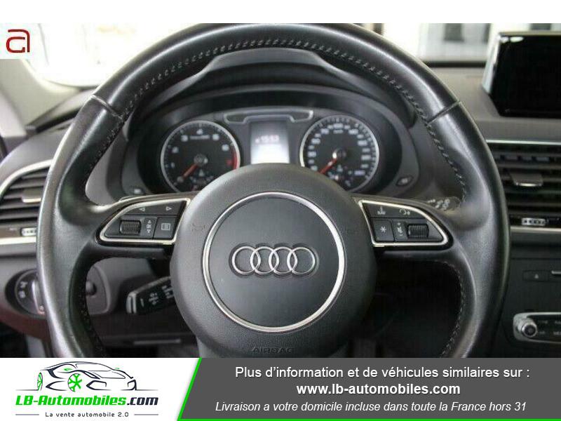 Audi Q3 2.0 TFSI 220ch Quattro / S-Tronic Gris occasion à Beaupuy - photo n°8