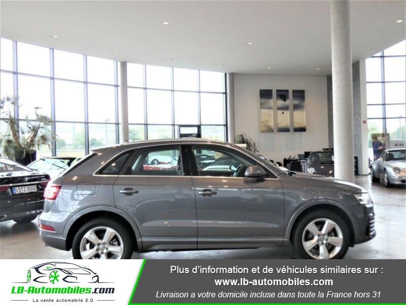 Audi Q3 2.0 TFSI 220ch Quattro / S-Tronic Gris occasion à Beaupuy - photo n°16