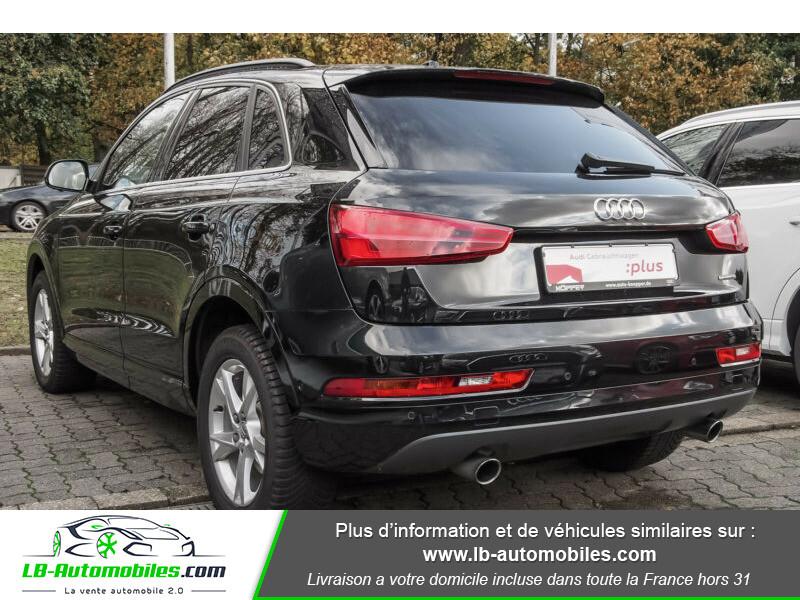Audi Q3 2.0 TFSI 220ch Quattro / S-Tronic Noir occasion à Beaupuy - photo n°9