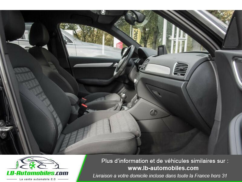 Audi Q3 2.0 TFSI 220ch Quattro / S-Tronic Noir occasion à Beaupuy - photo n°4