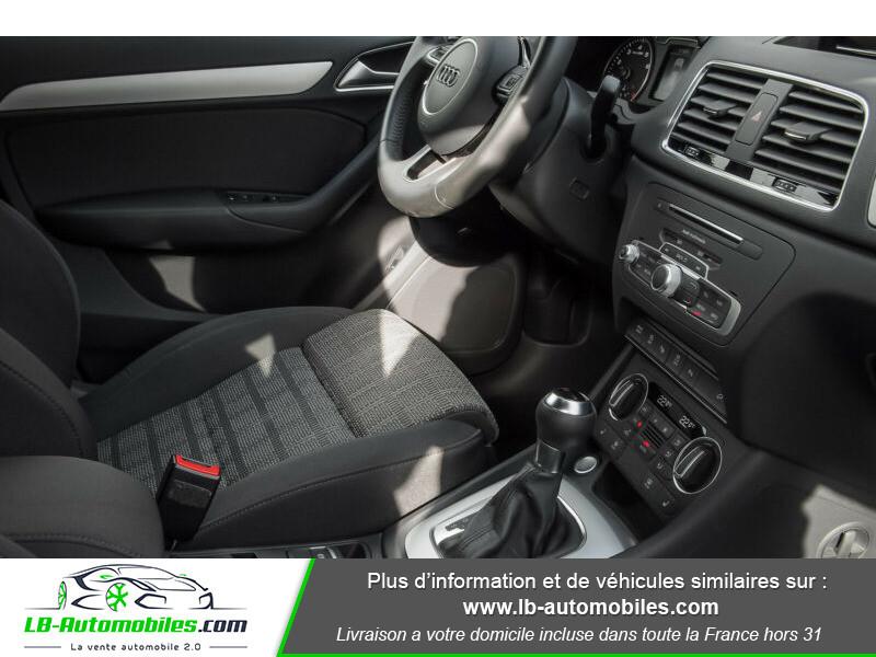 Audi Q3 2.0 TFSI 220ch Quattro / S-Tronic Noir occasion à Beaupuy - photo n°6