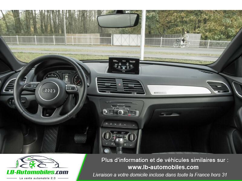 Audi Q3 2.0 TFSI 220ch Quattro / S-Tronic Noir occasion à Beaupuy - photo n°2