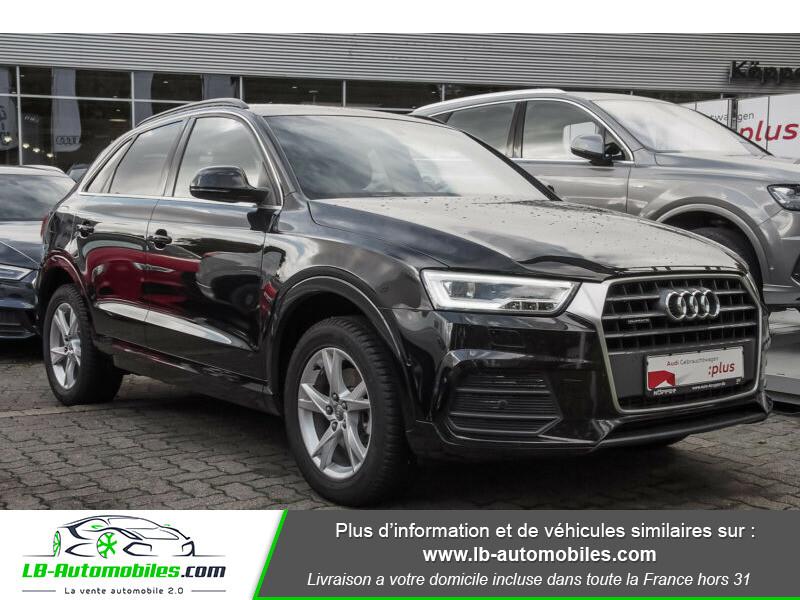 Audi Q3 2.0 TFSI 220ch Quattro / S-Tronic Noir occasion à Beaupuy - photo n°8