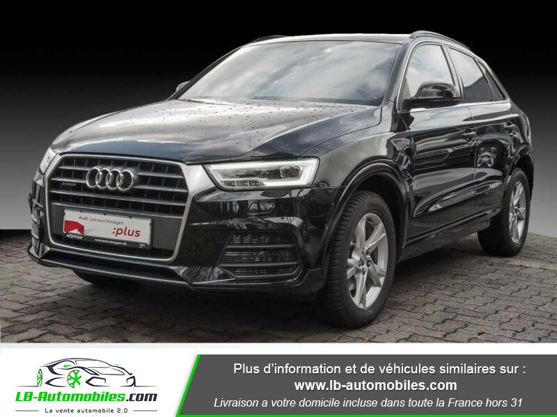 Audi Q3 2.0 TFSI 220ch Quattro / S-Tronic Noir occasion à Beaupuy