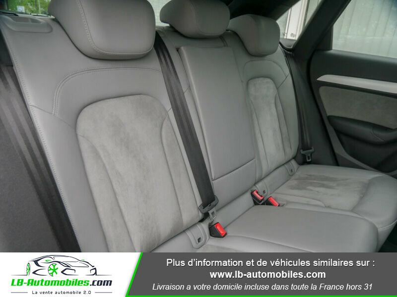 Audi Q3 2.0 TFSI 220ch Quattro / S-Tronic Rouge occasion à Beaupuy - photo n°5