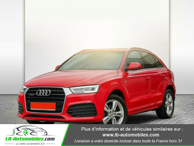 Audi Q3 2.0 TFSI 220ch Quattro / S-Tronic Rouge occasion à Beaupuy