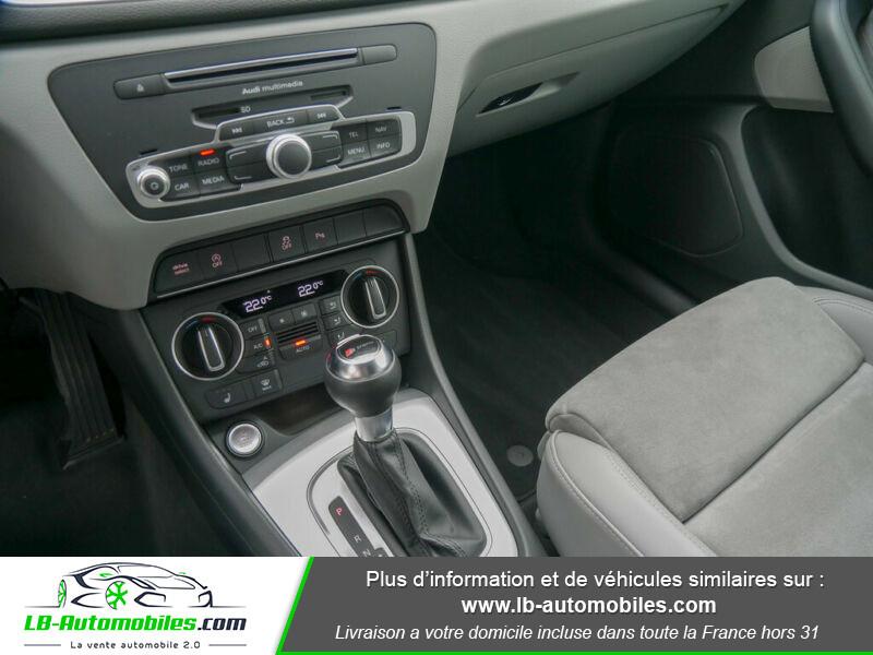 Audi Q3 2.0 TFSI 220ch Quattro / S-Tronic Rouge occasion à Beaupuy - photo n°6