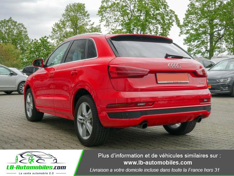 Audi Q3 2.0 TFSI 220ch Quattro / S-Tronic Rouge occasion à Beaupuy - photo n°12