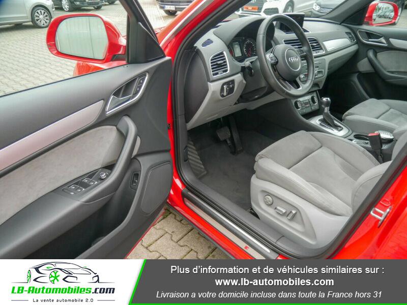 Audi Q3 2.0 TFSI 220ch Quattro / S-Tronic Rouge occasion à Beaupuy - photo n°11