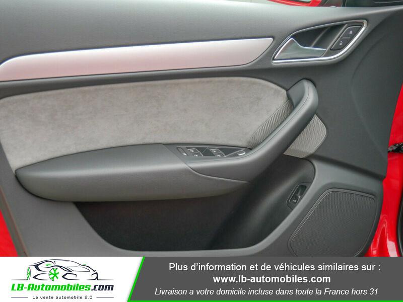 Audi Q3 2.0 TFSI 220ch Quattro / S-Tronic Rouge occasion à Beaupuy - photo n°9