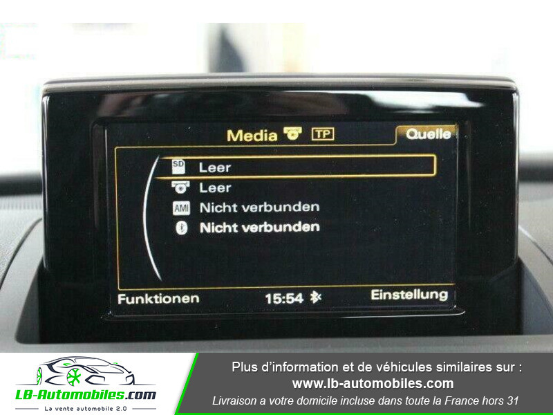 Audi Q3 2.0 TFSI 220ch Quattro / S-Tronic Gris occasion à Beaupuy - photo n°10