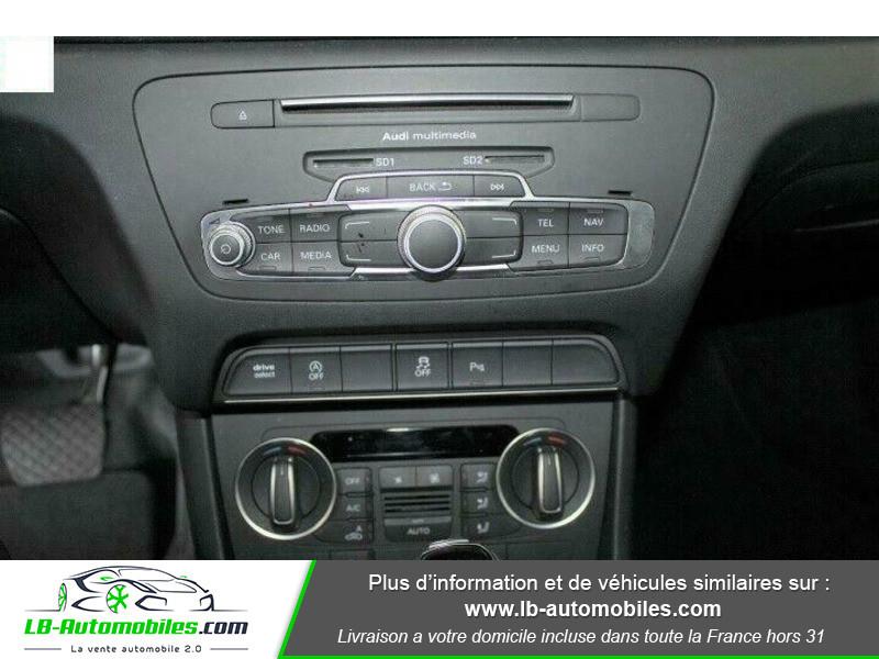Audi Q3 2.0 TFSI 220ch Quattro / S-Tronic Gris occasion à Beaupuy - photo n°7