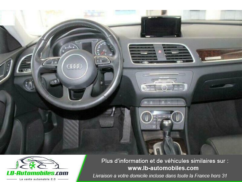 Audi Q3 2.0 TFSI 220ch Quattro / S-Tronic Gris occasion à Beaupuy - photo n°2