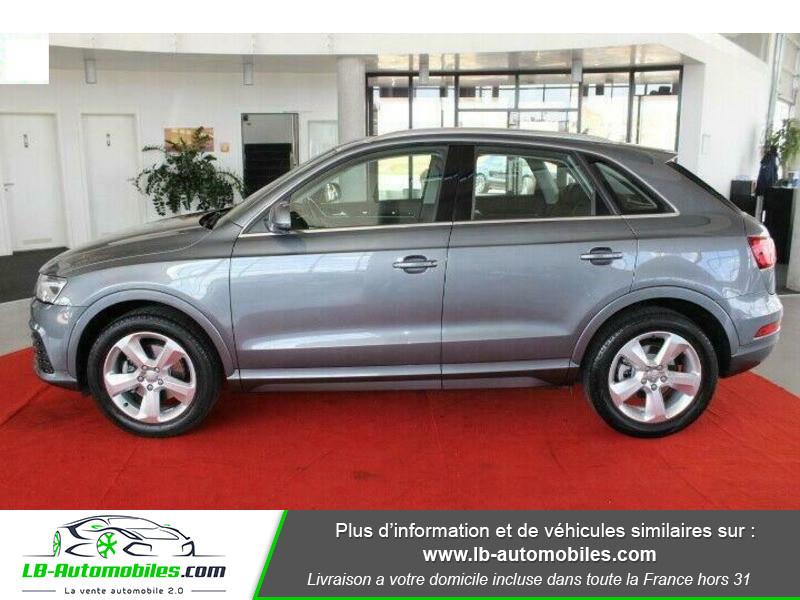 Audi Q3 2.0 TFSI 220ch Quattro / S-Tronic Gris occasion à Beaupuy - photo n°13