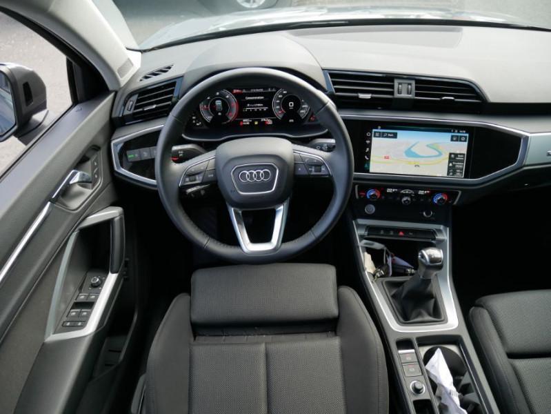 Audi Q3 35 TDI 150 BV6 QUATTRO SPORTLINE GPS Full LED Virtual Cockpi Gris occasion à Montauban - photo n°13