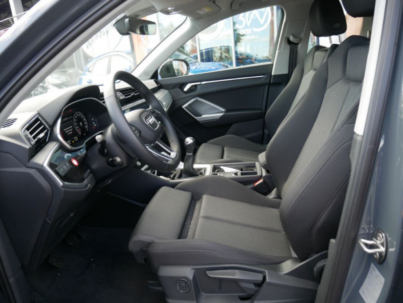 Audi Q3 35 TDI 150 BV6 QUATTRO SPORTLINE GPS Full LED Virtual Cockpi Gris occasion à Montauban - photo n°3