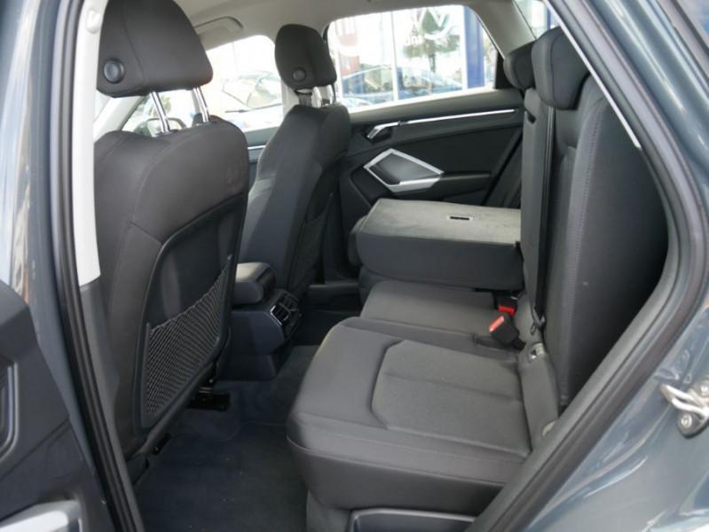 Audi Q3 35 TDI 150 BV6 QUATTRO SPORTLINE GPS Full LED Virtual Cockpi Gris occasion à Montauban - photo n°4