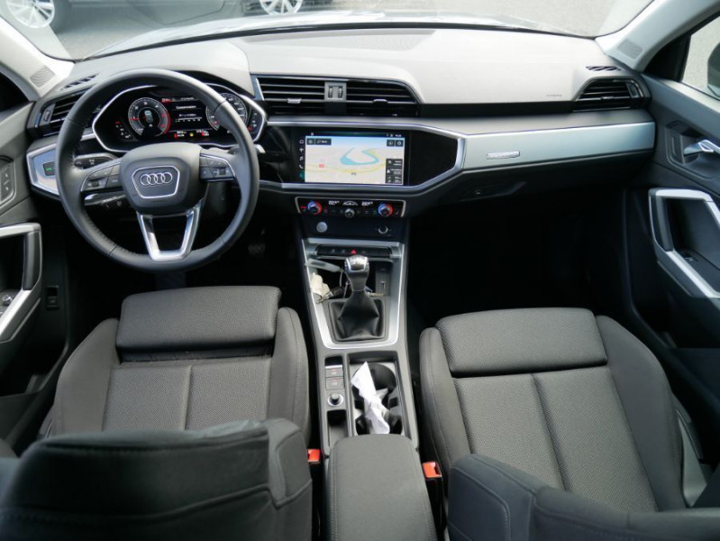 Audi Q3 35 TDI 150 BV6 QUATTRO SPORTLINE GPS Full LED Virtual Cockpi Gris occasion à Montauban - photo n°12