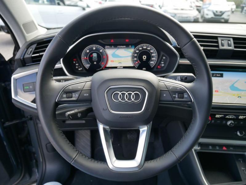 Audi Q3 35 TDI 150 BV6 QUATTRO SPORTLINE GPS Full LED Virtual Cockpi Gris occasion à Montauban - photo n°18