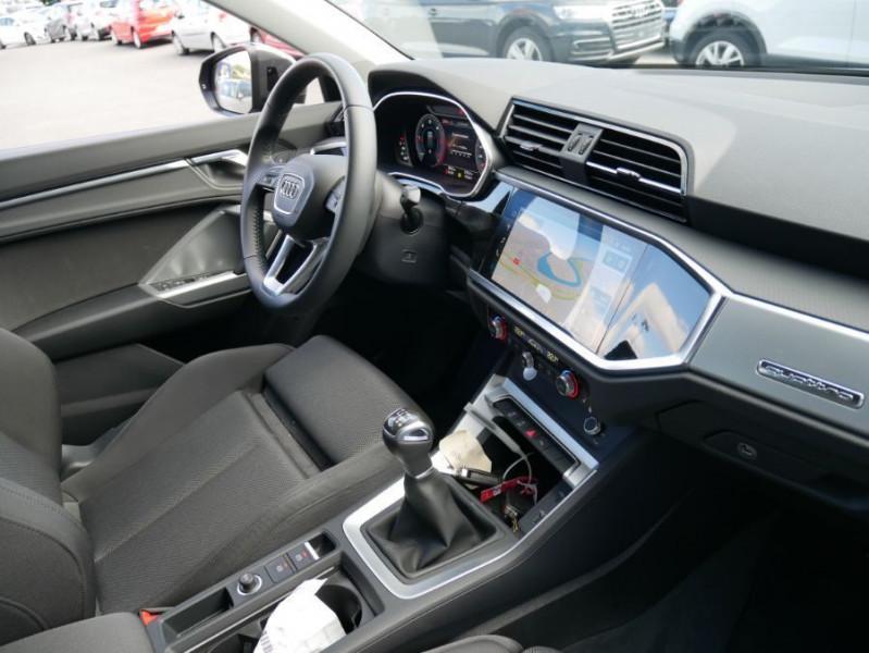 Audi Q3 35 TDI 150 BV6 QUATTRO SPORTLINE GPS Full LED Virtual Cockpi Gris occasion à Montauban - photo n°9