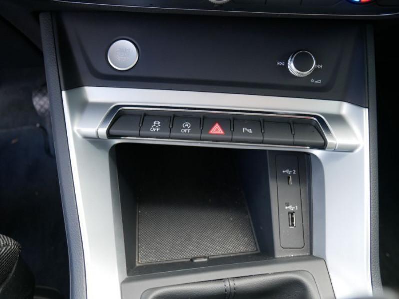 Audi Q3 35 TDI 150 BV6 QUATTRO SPORTLINE GPS Full LED Virtual Cockpi Gris occasion à Montauban - photo n°16