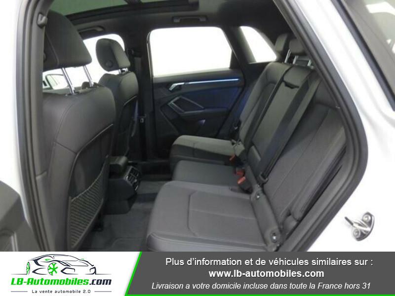 Audi Q3 35 TDI 150 ch Quattro S-Line Blanc occasion à Beaupuy - photo n°5