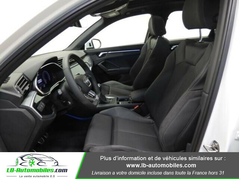 Audi Q3 35 TDI 150 ch Quattro S-Line Blanc occasion à Beaupuy - photo n°4