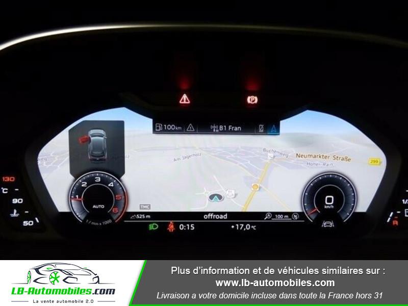Audi Q3 35 TDI 150 ch Quattro S-Line Blanc occasion à Beaupuy - photo n°6