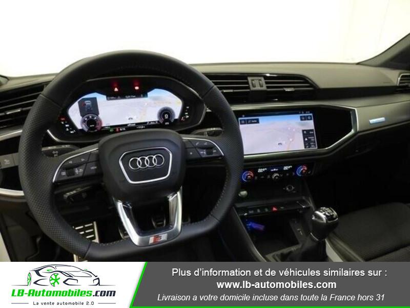 Audi Q3 35 TDI 150 ch Quattro S-Line Blanc occasion à Beaupuy - photo n°2