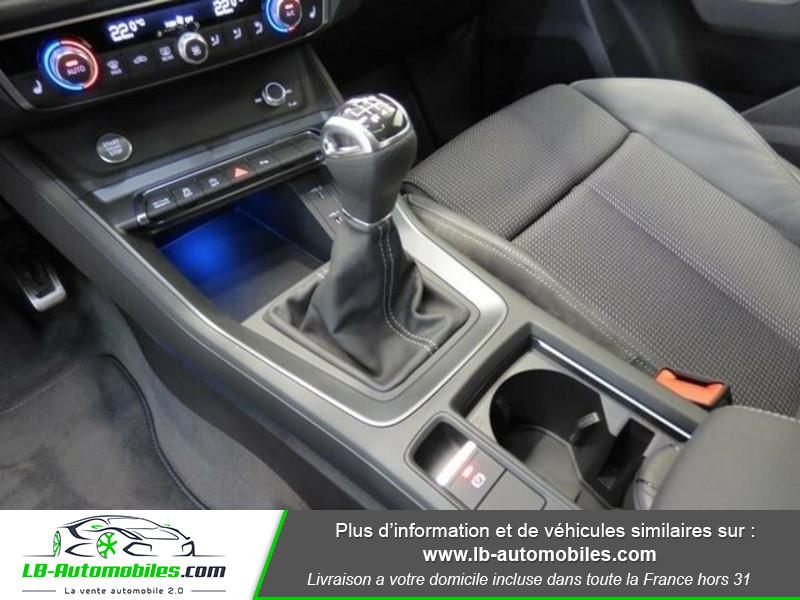 Audi Q3 35 TDI 150 ch Quattro S-Line Blanc occasion à Beaupuy - photo n°9