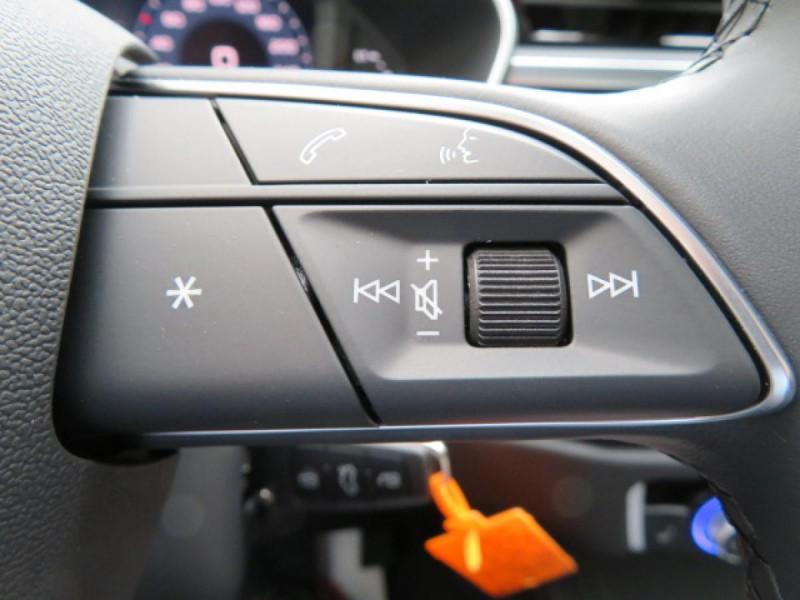 Audi Q3 35 TDI 150 CH S TRONIC 7 DESIGN Noir occasion à Mérignac - photo n°19